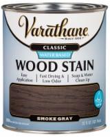 Varathane® Classic Smoke Gray Water Based Wood Stain - 32 fl oz