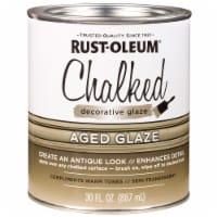 Rust-Oleum 315881 Chalked decorative glaze AGED GLAZE 30oz - 30 ounce each