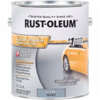 Rust-Oleum 320202  Concrete and Garage Floor Paint Topcoat clear finish gal - 1 gallon each