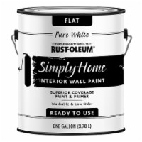 Rust-Oleum® Simply Home Interior Wall Paint - Pure White - 1 gal