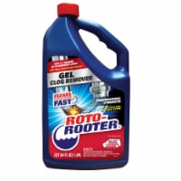 Roto Rooter Gel Clog Remover 64 oz. - Case Of: 4; - Case of: 4