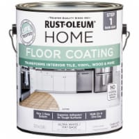 Rust-Oleum  Home  Ultra White  Floor Paint  1 gal. - Case Of: 2; - Case of: 2