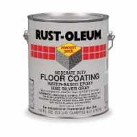 Rust-Oleum Paint and Activator,Tile Red,Epoxy HAWA 6068 - 1 gal.