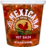 La Mexicana Hot Salsa
