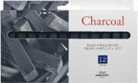 Pro Art Pastel Chalk - Black - 12 Count - 2.5 x 0.375 Inch