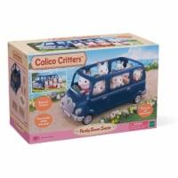 Calico Critters Seven Seater Vehicle Set - 1 Unit