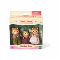 Calico Critters Red Panda Family Set
