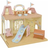 Calico Critters Baby Castle Nursery Set