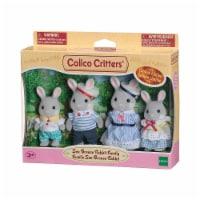 Calico Critters Sea Breeze Rabbit Family Set