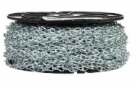 Campbell Chain No. 14 in. Single Jack Carbon Steel Chain 5/64 in. Dia. x 200 ft. L - Case Of: - Count of: 1