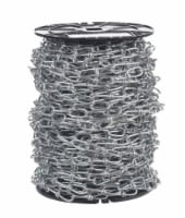 Campbell Chain No. 2/0 Double Loop Carbon Steel Chain 9/64 in. Dia. x 155 ft. L - Case Of: 1 - Case of: 155