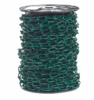 Campbell No.2 M Double Loop Carbon Steel Chain 0.14 in. Dia. x 125 ft. L - Case Of: 1 - Count of: 1
