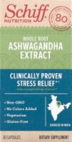Schiff Whole Root Ashwagandha Extract Capsules