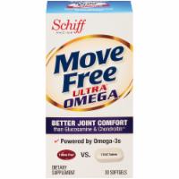 Schiff Move Free Ultra Omega Joint Health Softgels