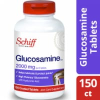 Schiff Glucosamine Joint Care Coated Tablets 2000mg