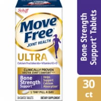Move Free Joint Health Ultra Bone Strength Supplement Tablets