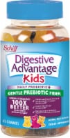 Digestive Advantage KIDS Prebiotic Fiber + Probiotic Digestive Health Gummies 65 Count