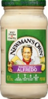 Newman's Own Roasted Garlic Alfredo Sauce