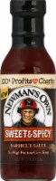Newman's Own Sweet and Spicy Barbecue Sauce