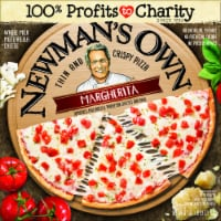 Newman's Own Thin and Crispy Margherita Pizza