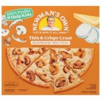 Newman's Own Mushroom Trio Thin & Crispy Pizza