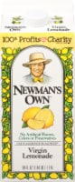 Newman's Own Virgin Lemonade Juice Drink