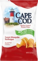Cape Cod Reduced Fat Sweet Mesquite Barbeque Kettle Cooked Potato Chips