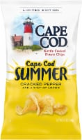 Cape Cod Summer Cracked Pepper and A Hint of Lemon Kettle Cooked Potato Chips