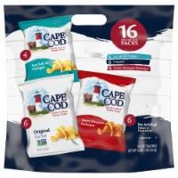 Cape Cod Potato Chips Variety Pack - 16 ct / 1 oz