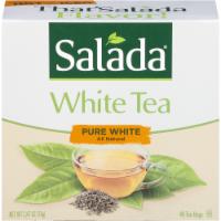 Salada All Natural Pure White Tea Bags