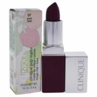 Clinique Pop Matte Lip Colour + Primer  # 07 Pow Pop 3.9g/0.13oz - 3.9g/0.13oz