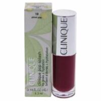 Clinique Pop Splash Lip Gloss + Hydration  # 18 Pinot Pop 4.3ml/0.14oz - 4.3ml/0.14oz
