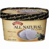 Turkey Hill All Natural Blueberry Ice Cream