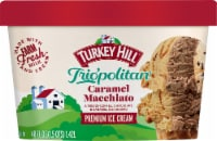 Turkey Hill Trio'politan Caramel Macchiato Ice Cream - 48 fl oz