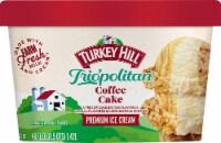 Turkey Hill Trio'politan Coffee Cake Ice Cream