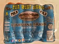 Far West Meats Smoked Louisiana Mild Links