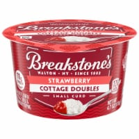Breakstone's Cottage Doubles Strawberry Cottage Cheese