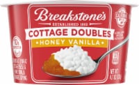 Breakstone's Cottage Doubles Honey Vanilla Cottage Cheese