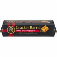 Cracker Barrel Extra Sharp Cheddar Cheese Block