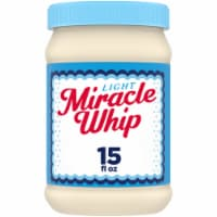 Miracle Whip Light Dressing - 15 fl oz