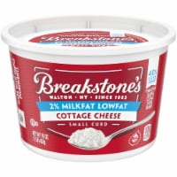 Breakstone's Small Curd Low Sodium Cottage Cheese