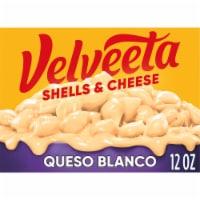 Velveeta Queso Blanco Shells and Cheese - 12 oz
