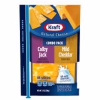 Kraft Colby Jack and Mild Cheddar Combo Pack - 7.2 oz