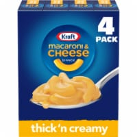 Kraft Thick 'N Creamy Macaroni and Cheese Dinner