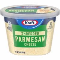 Kraft Shredded Natural Parmesan Cheese