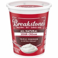 Breakstone's All Natural Sour Cream