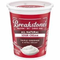 Breakstone's All Natural Sour Cream - 16 oz