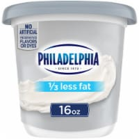 Kraft Philadelphia Cream Cheese with 1/3 Less Fat