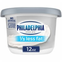 Philadelphia 1/3 Less Fat Cream Cheese