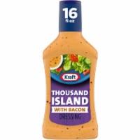 Kraft Thousand Island with Bacon Dressing - 16 fl oz